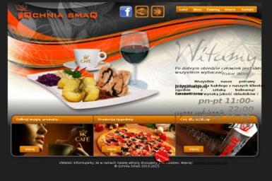 Catering Qchnia Smaq Restauracja Pizzeria Tczew