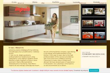 Impuls Studio Mebli Kuchennych. Meble kuchenne, meble na wymiar, meble do kuchni - Meble na wymiar Stargard