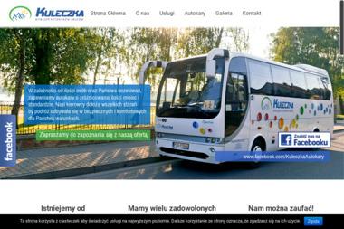 Krajowy i Międzynarodowy Transport Osób - Przewóz osób Kamieniec