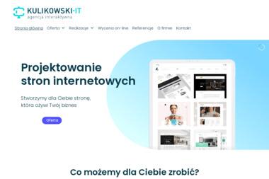 Projektowanie Stron Internetowych - Agencja Interaktywna Wolin