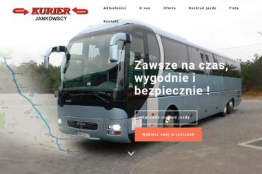 Kurier Jankowscy T i Z. Wynajem autokary - Przewóz osób Mońki