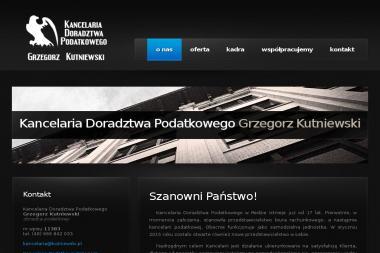 Kancelaria Podatkowa-Biuro Rachunkowe Grzegorz Kutniewski. Biuro rachunkowe, kancelaria podatkowa - Usługi finansowe Łeba