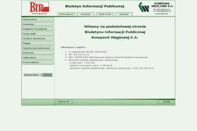 Przedsiębiorstwo Budownictwa Górniczego Sp. z o.o. - Ekogroszek Katowice