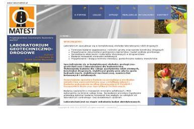 Matest Laboratorium geotechniczno-drogowe - Odśnieżanie dachów Ożarów Mazowiecki