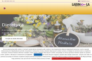 Labinola.pl. Biorezonans, leczenie boreliozy - Dietetyk Poraj