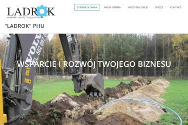 Ladrok Przedsiębiorstwo Handlowo Usługowe Zbigniew Ladorucki - Budowanie Domu Murowanego Pniewo