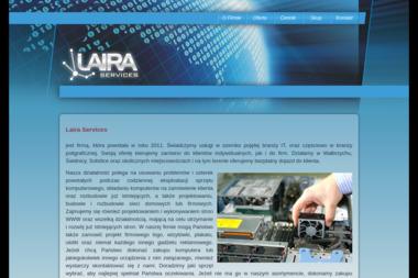 Laira Services Adam Maciejewski - Strony internetowe Wałbrzych