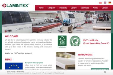 Lamintex Sp. z o.o. - Materiały Budowlane Nowy Sącz