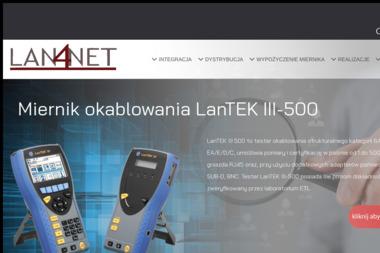Lan4net S.C. Arkadiusz Szymański Łukasz Nocuń - Webmasterzy Mysłowice
