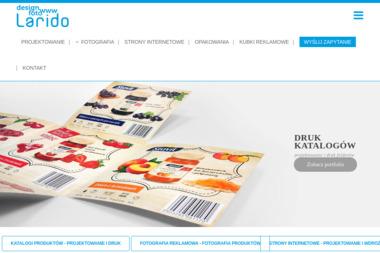 Agencja Reklamowa Larido - Profesjonalna Sesja Zdjęciowa Leszno