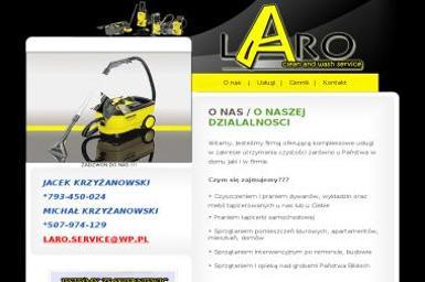 Laro Service - Pomoc domowa Skierniewice