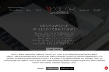 Centrum Kserografii Cyfrowej Laser Kolor Krzysztof Cybulski - Drukarnia Elbląg