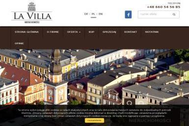 La Villa - Nieruchomości - Agencja nieruchomości Leszno
