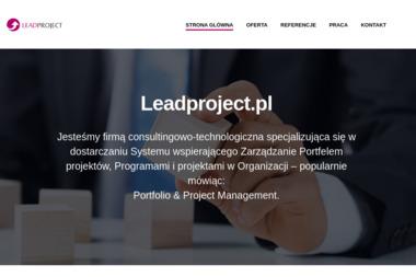 Leadproject Pl S.C. - Reklama Internetowa Legionowo
