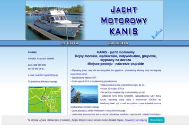 Krzysztof Walicki Firma Usługowa Przybrzeżny Transport Morski - Przewóz Osób Do Niemiec Łeba