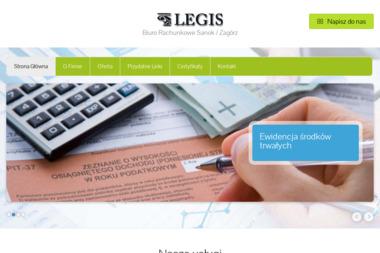 Biuro Rachunkowe Legis Radwańska Katarzyna - Biuro rachunkowe Zagórz