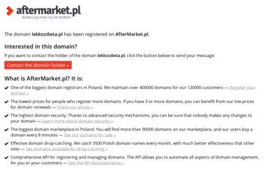 Lekko z Dietą Catering Dietetyczny - Dietetyk Poznań