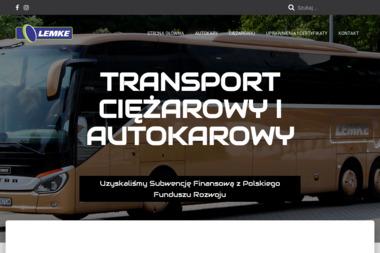 Transport Ciężarowy-Autokarowy Krajowy i Międzynarodowy Lech Lemke. Transport autokarowy, transport - Odzież używana Bydgoszcz