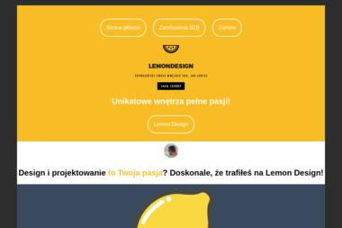 Lemon Design. Bartłomiej Klucznik - Projekty Domów Parterowych Kobiór