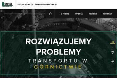 Lena Wilków sp. z o.o. - Konstrukcje Inżynierskie Wilków