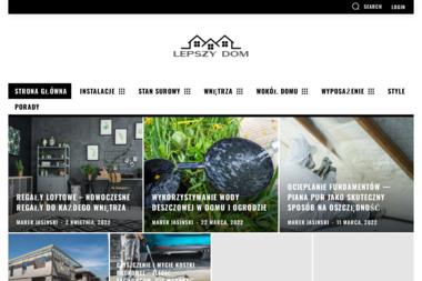Lepszy Dom Tomasz Dziewiątkowski - Domy Murowane Pod Klucz Sokółka