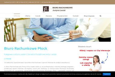 Płockie Biuro Rachunkowe – Justyna Lesiuk - Usługi finansowe Płock