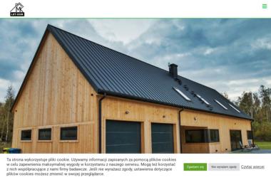 Let Dom Krzysztof Matusik - Domy szkieletowe Samotrzask