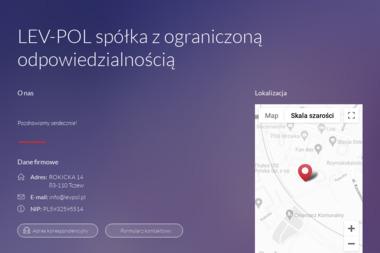 Lev Pol Sp. z o.o. - Transport busem Tczew
