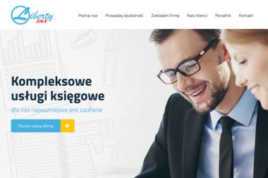 Liberty-Tax Biuro Rachunkowe s.c. P. i A. Grabowscy - Usługi finansowe Brodnica