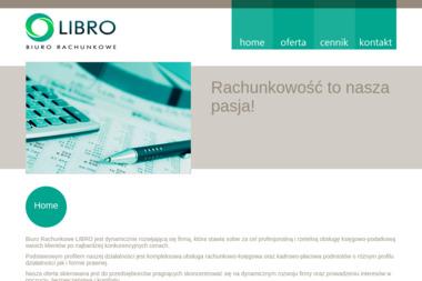 Biuro Rachunkowe LIBRO s.c. - Sprawozdania Finansowe Żyrardów