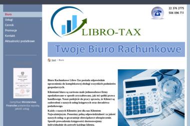 Biuro Rachunkowe Libro-Tax - Sprawozdania Finansowe Sulejówek