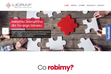 Ligraf Reklama Wizualna Piotr Nowak - Reklama Mysłowice