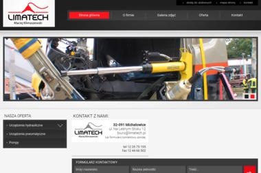 Limatech - Hydraulik Limanowa
