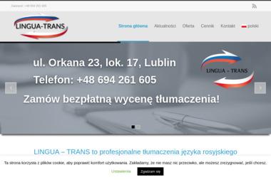 Olga Barwicka - Tłumacze Lublin