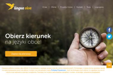 Lingua Viva Języki Świata - Nauczanie Języków Polkowice