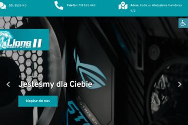 Rafał Hałabała Lions Computer II - Serwis Komputerowy Kędzierzyn-Koźle