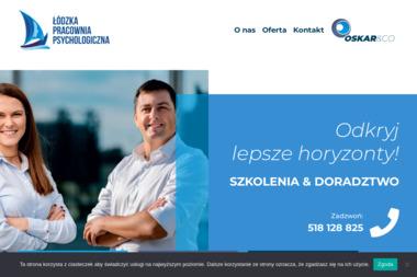 Łódzka Pracownia Psychologiczna - Trener personalny Łódź