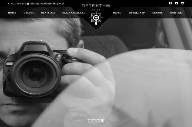 Łódzki Detektyw Dariusz Krawczyk - Prywatny Detektyw Łódź