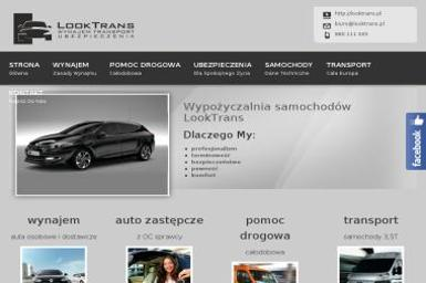 LookTrans - Wypożyczalnia samochodów Koszalin
