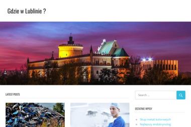 Lubiz.pl. Projektowanie stron, strony www - Pozycjonowanie Stron Internetowych Lublin