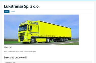 Lukstransa Sp. z o.o. - Transport Autokarowy Rzeszów