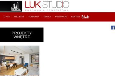 Luk Studio Pracownia Projektowa. Projekty wnętrz, projekty budowlane - Adaptacja Projektu Gotowego Gdynia