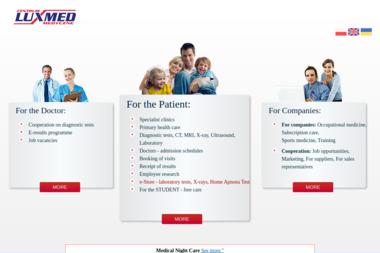 Centrum Medyczne Luxmed - Dietetyk Biłgoraj