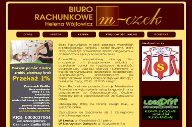 Biuro Rachunkowe m-czek Helena Wójtowicz - Finanse Lesko