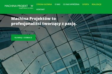 Machina Projektów-Południe. Projekty, konstrukcje budowlane i inżynieryjne - Wyburzanie Budynków Dąbrowa Górnicza