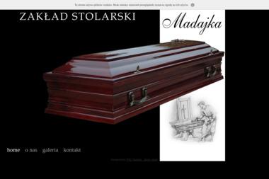 Zak艂ad Stolarski Madajka Wojciech Madajka - Stolarz Wysocko Ma艂e