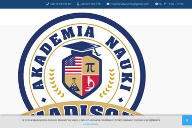 Centrum Języków Obcych Madison - Tłumacze Limanowa