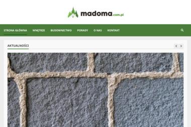 Madoma Sp. z o.o. - Odśnieżanie Krosno