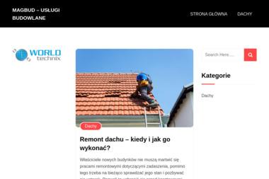 Firma Handlowo-Usługowa Mag-Bud - Producent Okien PCV Grajewo