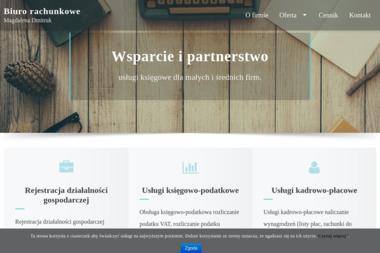 Biuro Rachunkowe Magdalena Dmitruk - Prowadzenie Kadr i Płac Biała Podlaska